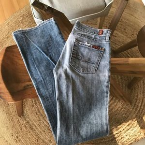 7 for all mankind jean bootcut